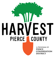 Harvest Pierce County - A program of Piece Conservation District